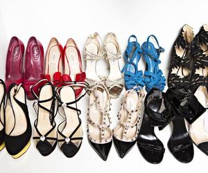 charlotte olympia, heels, and shoes image