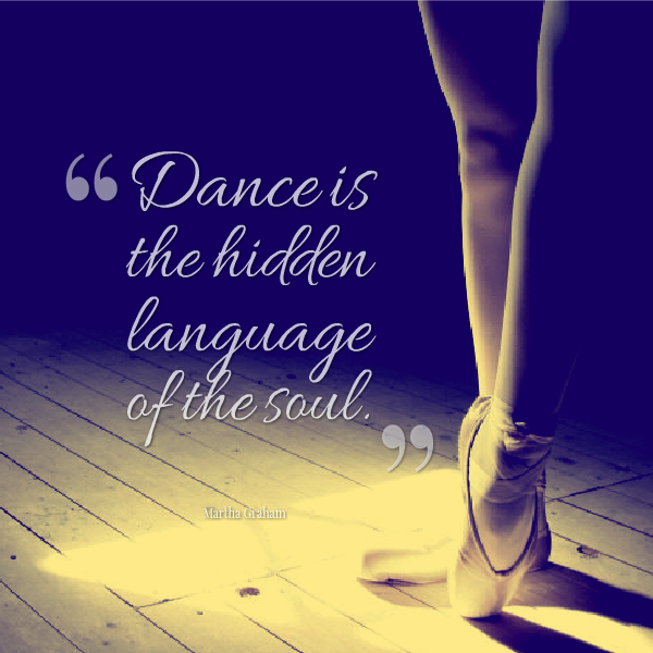 Dance Quotes Shared By Carina Ballerina On We Heart It