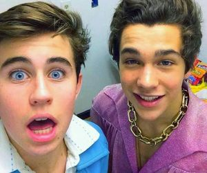 austinmahone, nashgrier, and funnyguys image