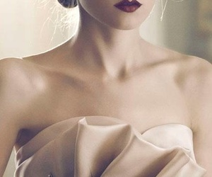 beauty, dress, and face image