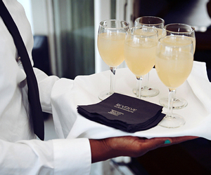 drink and luxury image