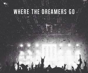 dreamer, follow, and grunge image