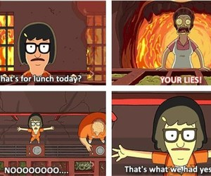 funny, quotes, and bob's burgers image