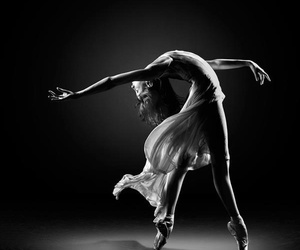 ballett, dancing, and passion image