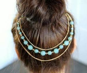 accessories, fashion, and hair image