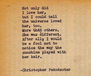 beauty, him, and christopher poindexter image