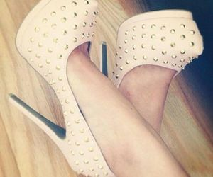 pumps, shoes, and studs image