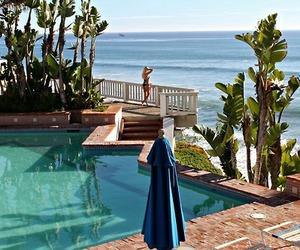 balcony, girl, and mexico image