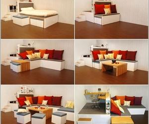 bedroom, decorate, and idea image