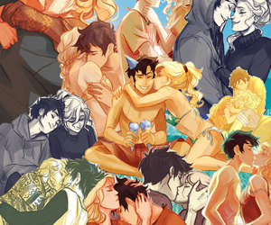 percabeth and sexycouples image