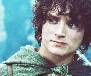 elijah wood, frodo, and lord of the rings image
