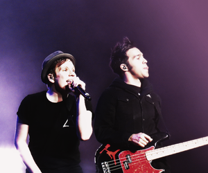 fall out boy, patrick stump, and peterick image