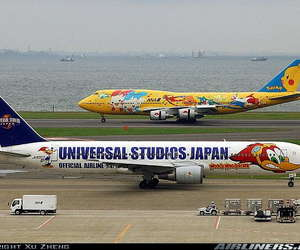 fly, sky, and japan image