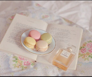 book, chanel, and pastel image