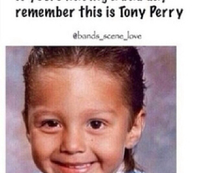 Awe, tony perry, and young image