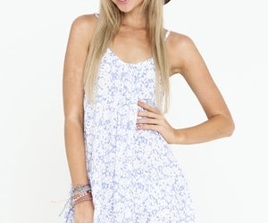 babydoll, dress, and model style image