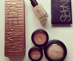 nars, mac, and makeup image