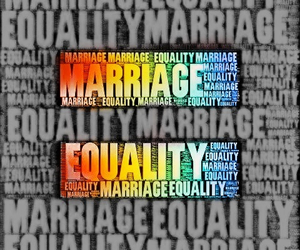 equal rights, equality, and peace image