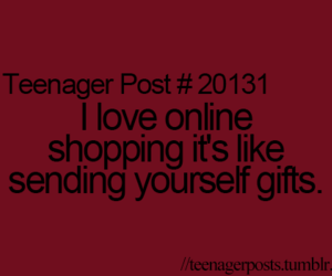 gifts, shopping, and teenager post image