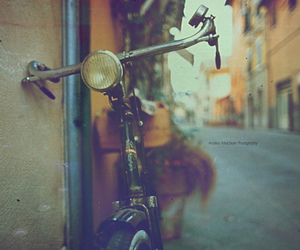 bicycle, bike, and old image