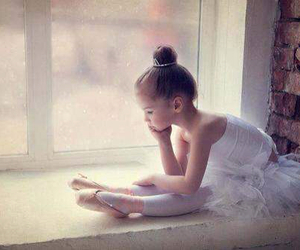 ballerine, pretty, and sweet image