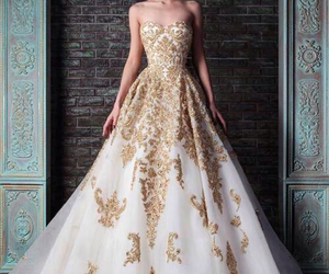 beauty, wedding day, and perfection image
