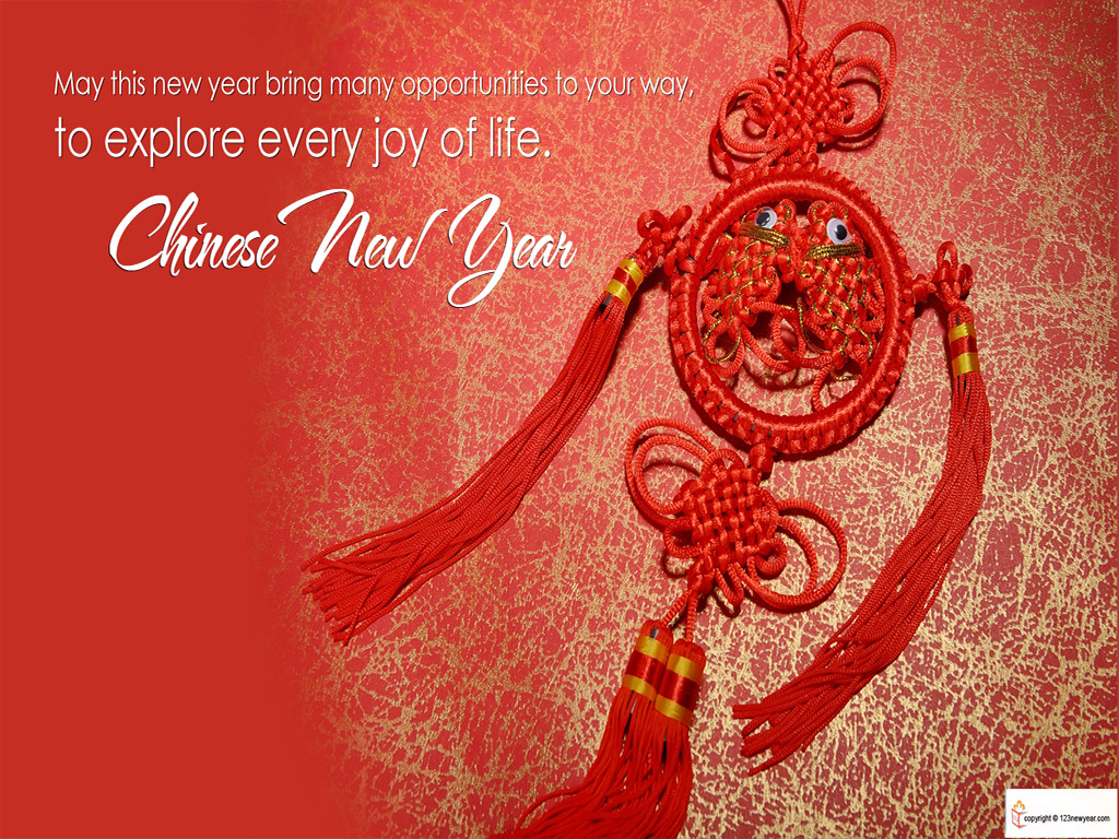 Chinese New Year Quotes Wallpaper On We Heart It