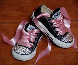converse and baby image