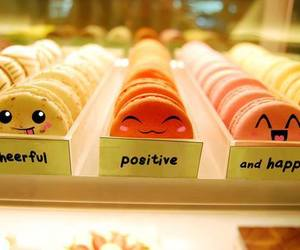 happy, positive, and cheerful image