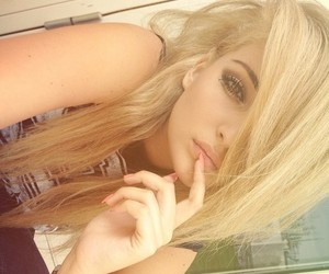 beauty and blonde image
