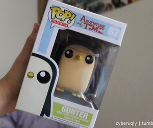 adventure time and little gunter image