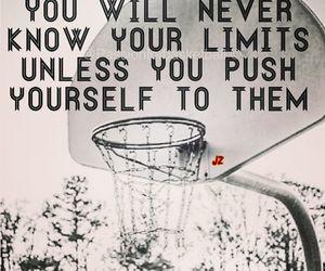 Basketball and limits image