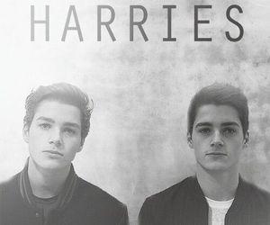 jack harries, finn harries, and twins image