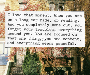 quote, moment, and life image