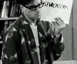 leonard, the big bang theory, and sarcasm image