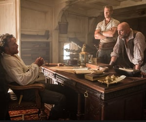 pirate, toby stephens, and black sails image