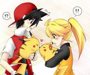 pokemon, pikachu, and anime image