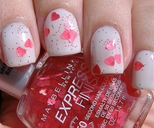 girly, valentine, and Valentine's Day image