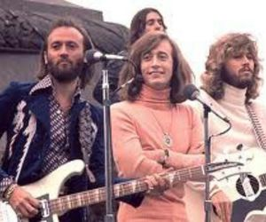 1970's and bee gees image
