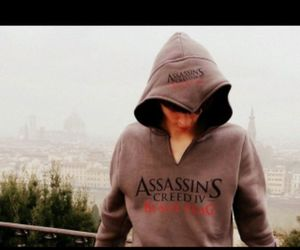 beautiful, you tube, and assassin's creed image
