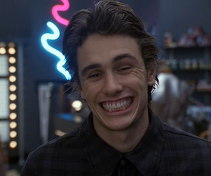 james franco, smile, and freaks and geeks image