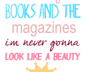little mix, Lyrics, and we are who we are image
