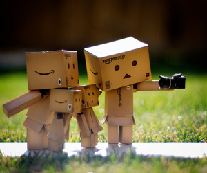 family and danbo image