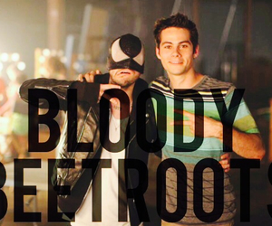 1977, bloody beetroots, and cool image