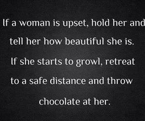 beautiful, chocolate, and funny image