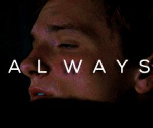 always, the hunger games, and josh hutcherson image