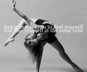 dance and quotes image