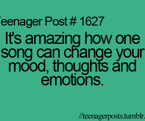 teenager posts and song image