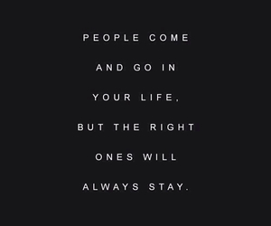 quote, people, and life image