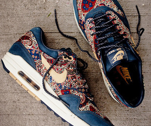 air max, fitness, and shoes image